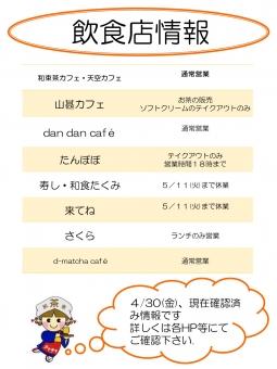 飲食店情報